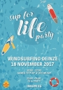 SUP For Life Party @ WSD - 18 November